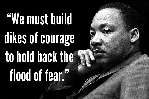 More than ever we need to honor him and his words. Happy MLK Day to all.
